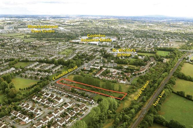 Main image for Exceptional Development Site 0.77 Ha (1.9 Acres) at Clonsilla Road, Dublin 15, Dublin