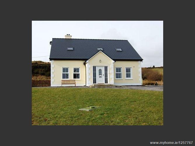 Drumlins Cottage - Bruckless, Donegal