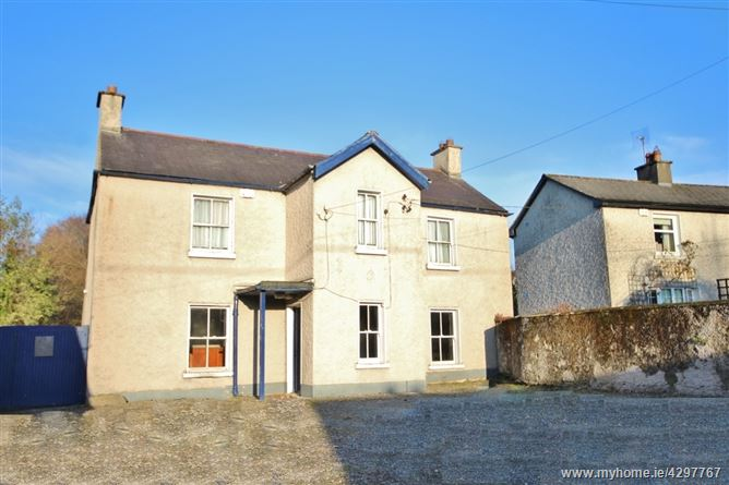 Three Bed Detached Residence on c. 0.5 Acres, The Old Barracks, Ballymore Eustace, Kildare