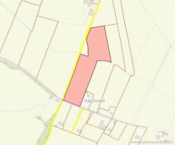 8.47 Acres, Milltown, Dromiskin, Dundalk, Co. Louth