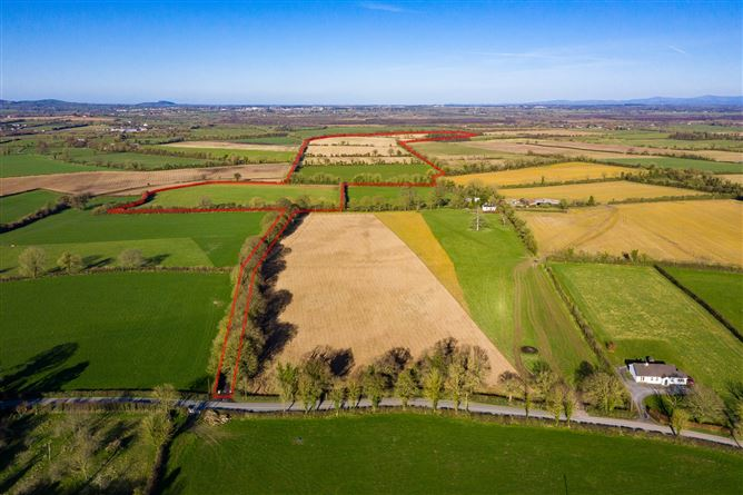 Main image for Approx. 94 Acres (38 Hectares), Ballyvarney, Nurney, Co. Kildare, Nurney, Kildare
