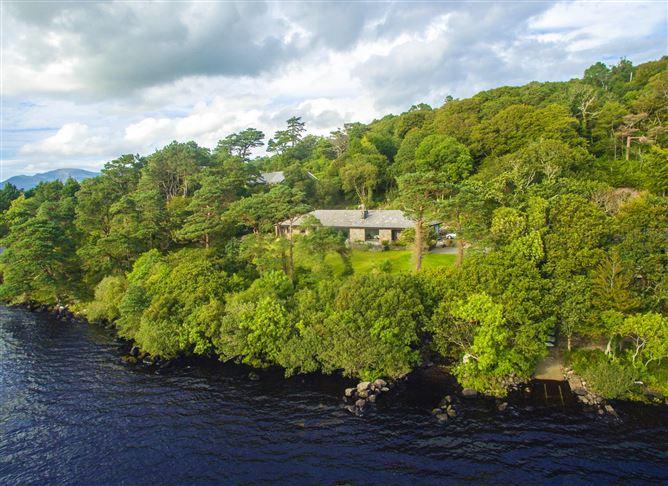Main image for Caragh Lake House,Caragh Lake House Glannagilliagh Caragh Lake Killorglin  Kerry   V93 R2C8