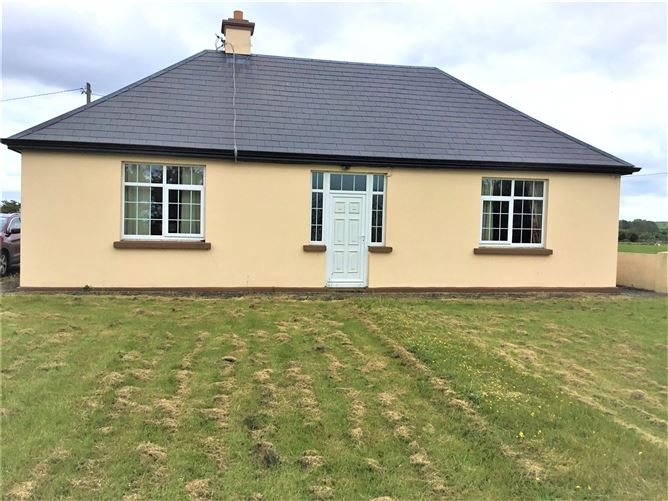 Main image for House & Farm Buildings On 5.5 Acres, Carheenard, Caherlistrane, Co. Galway
