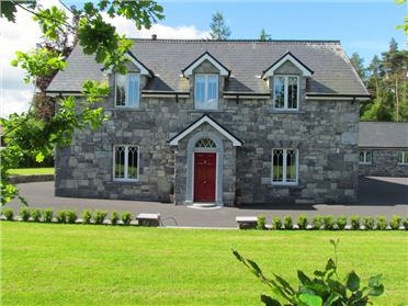 The Gate Lodge, Claggernagh, Portumna, Galway