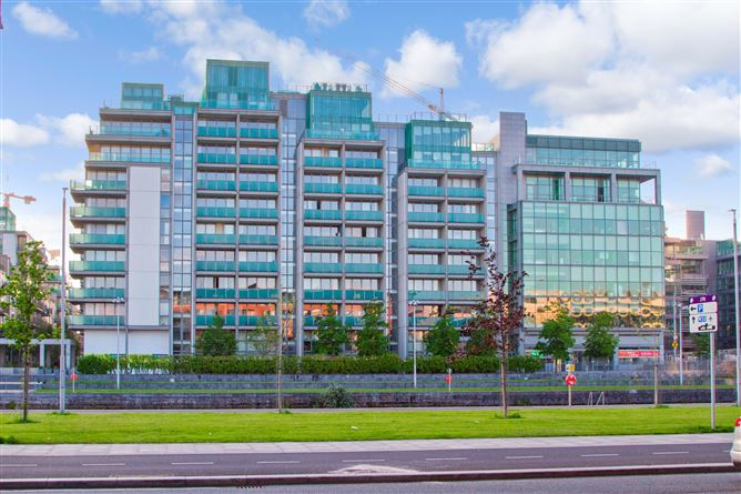 Main image for Apartment 9, Baltrasna House, Spencer Dock, Dublin 1, IFSC