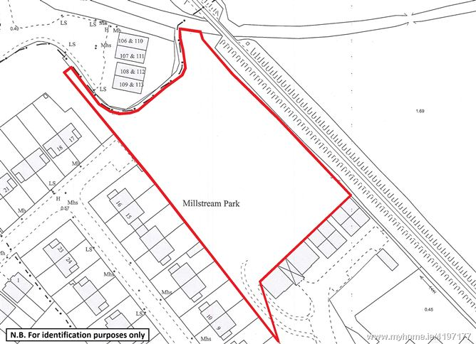 Land at (Part Folio GY3483F) Townparks, Tuam, Co. Galway