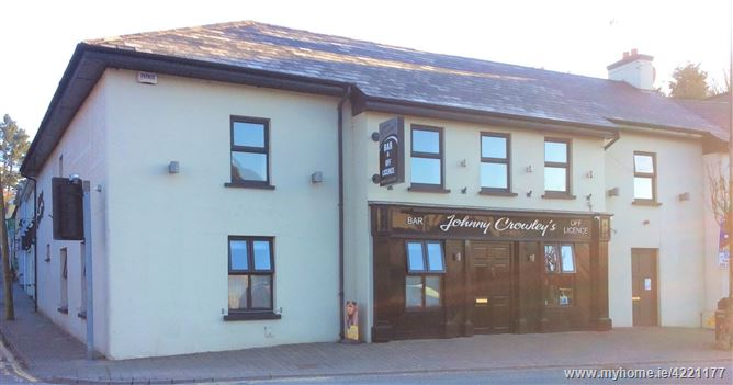 Johnny Crowley's Bar & Off Licence, Innishannon, Cork