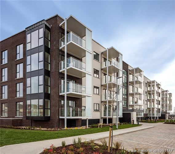 3 Bedroom Apartments, Hamilton Park, Castleknock, Dublin 15