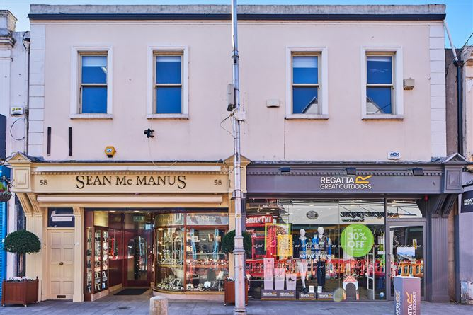 Main image for 57-58 Lower Georges St, Dun Laoghaire, Dublin