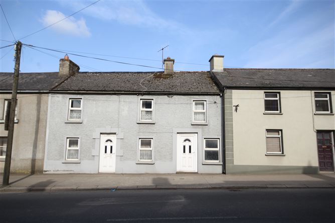 Three Bed Terraced House, Weaver`s Square, Baltinglass, Wicklow, W91 V1W4