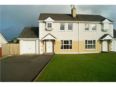 3 Bedroom House No:182 The Beeches Ballybofey