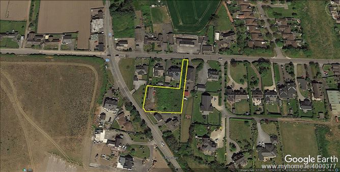 Site & Existing Dwelling  for Sale at The Cross, Loughshinny, County Dublin