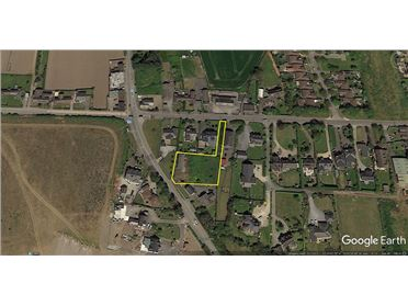 Photo of Site & Existing House  for Sale at The Cross, Loughshinny, County Dublin