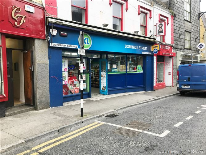 62 Dominic Street, City Centre, Galway City