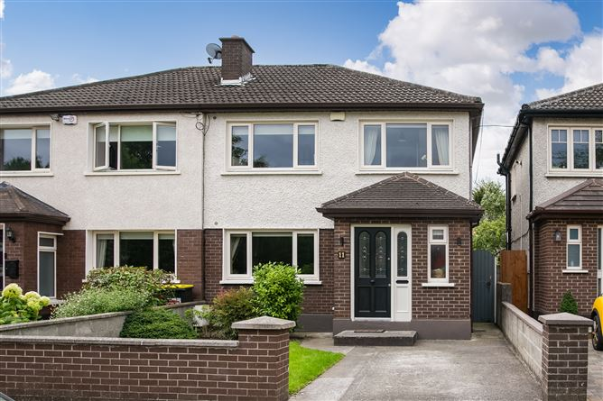 Main image for 11 Domville Drive, Templeogue, Dublin 6W