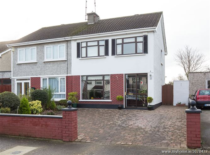 26 Hilltown Close, Swords,   County Dublin