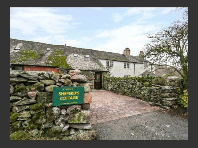 Main image for Shepherd's Cottage, CONISTON, United Kingdom