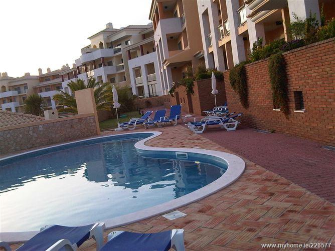 Oceanus Jardim Apartment, Olhos de Agua, Albufeira, Algarve