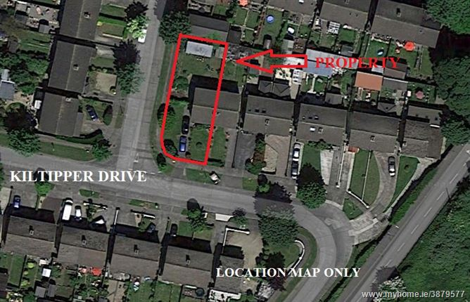 Photo of 1 Kiltipper Drive, Kiltipper, Tallaght, Dublin 24