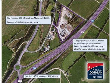 Main image of Former Road-Bridge Compund, Gortnahown, Mitchelstown, Cork
