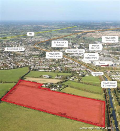 Main image for Railpark Maynooth Co. Kildare