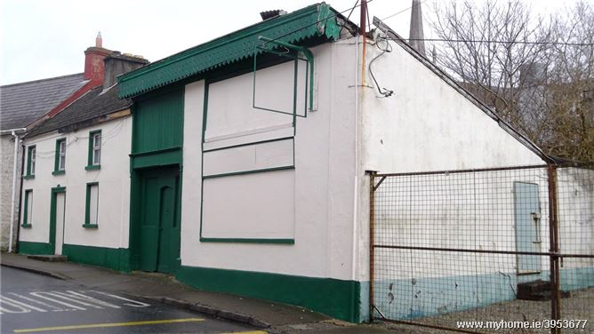 Garage Premises, Mill Street, Tullow, Co. Carlow