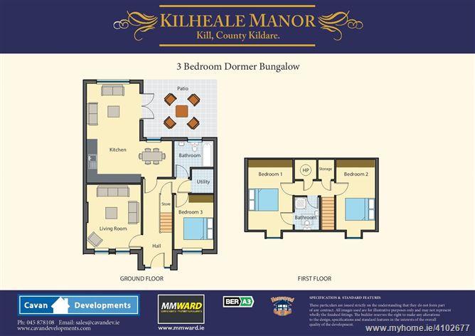 Kilheale Manor,Hartwell Road, Kill, Kildare