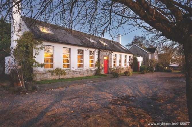 The Old School and Master's House, Castledermot, Kildare