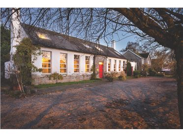 Property image of The Old School and Master's House, Castledermot, Kildare