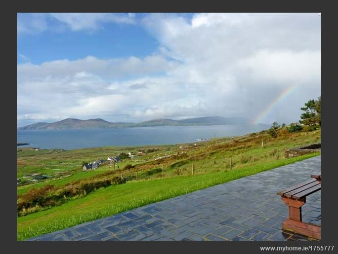 Main image for High Rise Coastal Cottage,High Rise, Loher, Waterville, County Kerry, Ireland