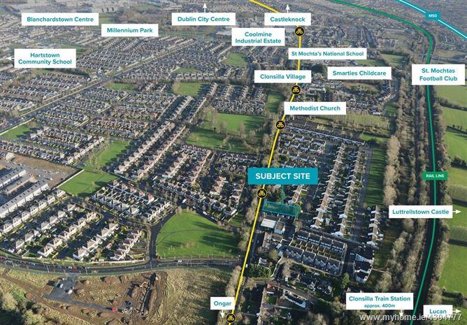 Main image for Site on Clonsilla Road, Clonsilla, Dublin 15
