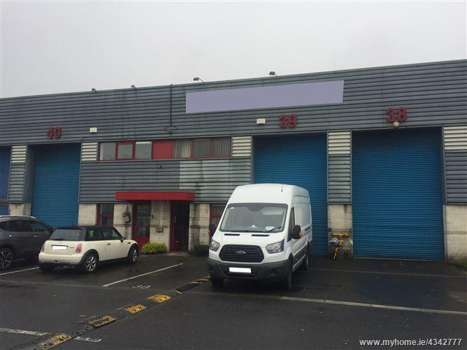 Unit 39 Western Parkway Business Centre, Ballymount, Dublin 12, Ballymount, Dublin 12