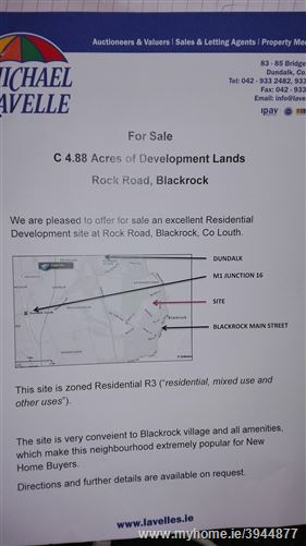 Photo of Rock Road, Blackrock, Louth