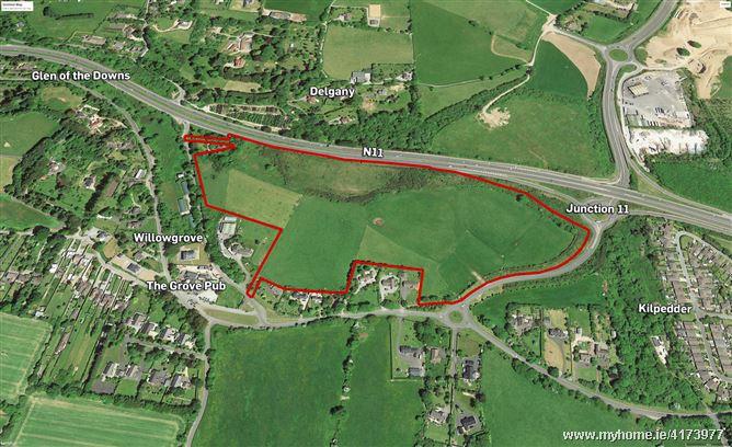 Willowgrove, Delgany, Co. Wicklow, Co. Wicklow, A63E193
