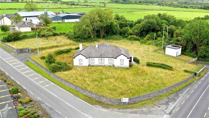 Main image for Former Garda Station & Residence, Corrandulla, Galway