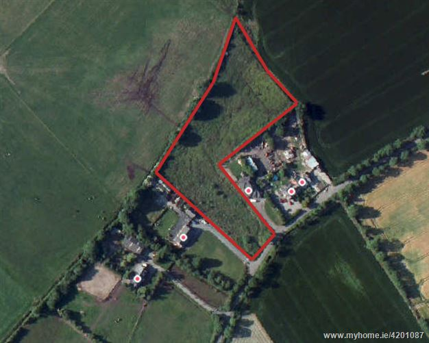 Property image of 2.87 Acres SPP, Ballinafagh, Prosperous, Kildare