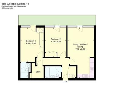 22 Weavers Hall, The Gallops, Leopardstown, Dublin 18