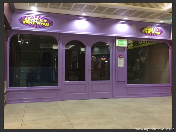 Unit 1, Level 1, Corbett Court Shopping Centre, Williamsgate Street, City Centre, Galway City