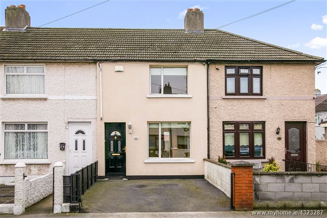 35 Russell Avenue, East Wall, Dublin 3