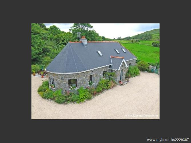 Graces Cottage, Moyard, Co. Galway