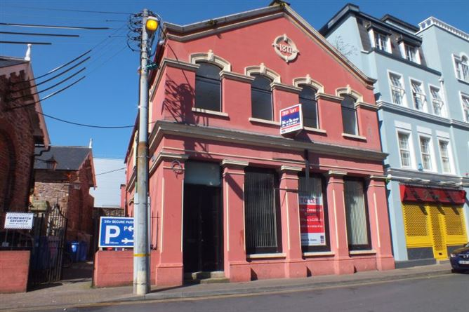 Main image for Retail with Office Overhead at, Common Quay Street, Wexford, Co. Wexford