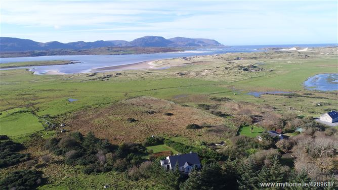 Main image for Sandfield, Ardara, Donegal