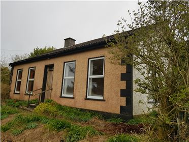 Photo of Circa 9 acres & detached house, Mayhora, Castlecomer, Kilkenny