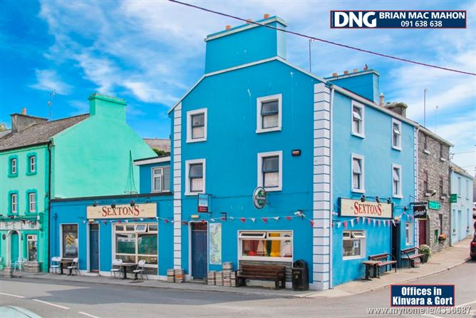Main image for Sextons Bar, Kinvara, Galway