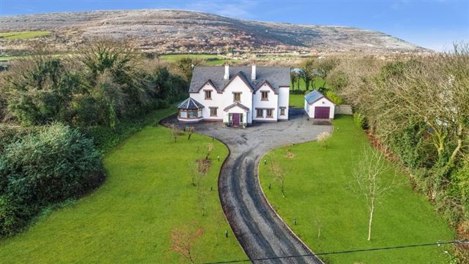 Orchard House, Newtown, Ballyvaughan, Clare