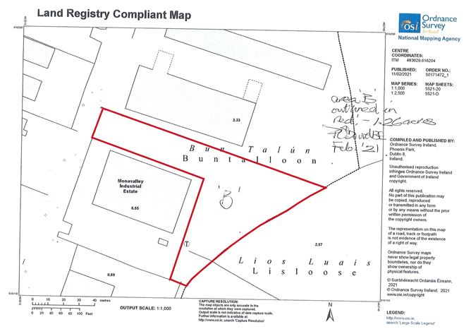 Main image for Monavalley Industrial Estate,Monavalley,Tralee,Co. Kerry,V92 W089
