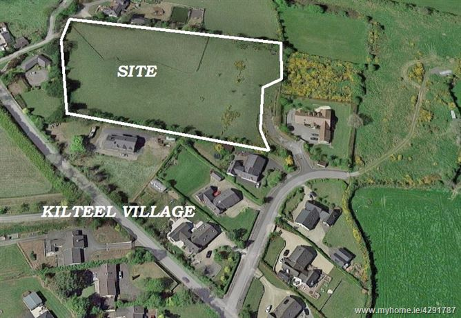 Residential Development Site c. 3.9 Acres/ 1.58 Ha., Blackdown, Kilteel, Kildare