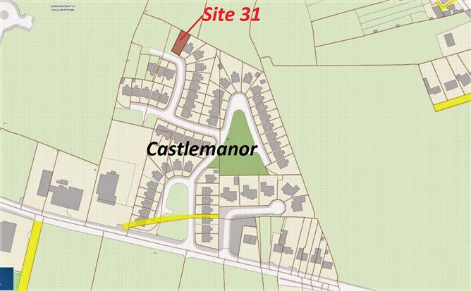 Main image for Site 31 Castlemanor, Racecourse Road, Roscommon, Roscommon