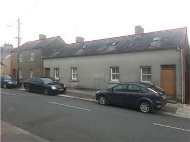Photo of 3 townhouses on c.1acre of Land, Robert Street, Mitchelstown, Cork