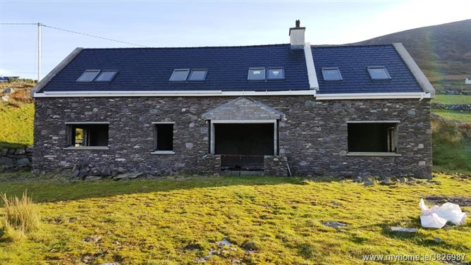 Ref 705 - Detached House, Loher, Waterville, Kerry